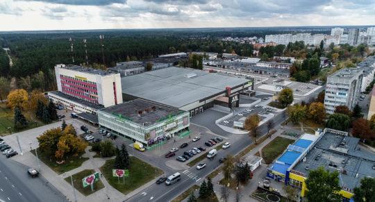 В 2020 году в Гомеле откроется Город шопинга и развлечений ТРЦ КРИСТАLL