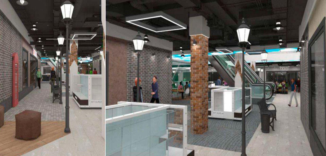 Торговый Центр Кристалл 1