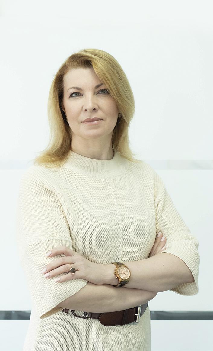 Ольга Тульчинская