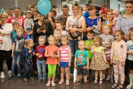 ТЦ «Карусель», г. Бобруйск, «День Рождения-2 года» 821