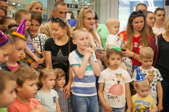 ТЦ «Карусель», г. Бобруйск, «День Рождения-2 года» 822