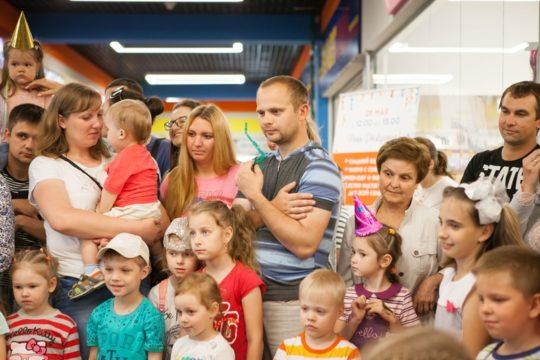 ТЦ «Карусель», г. Бобруйск, «День Рождения-2 года» 823