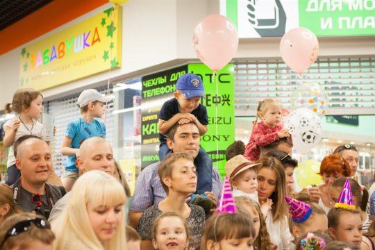 ТЦ «Карусель», г. Бобруйск, «День Рождения-2 года» 834