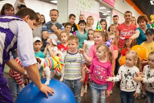 ТЦ «Карусель», г. Бобруйск, «День Рождения-2 года» 841