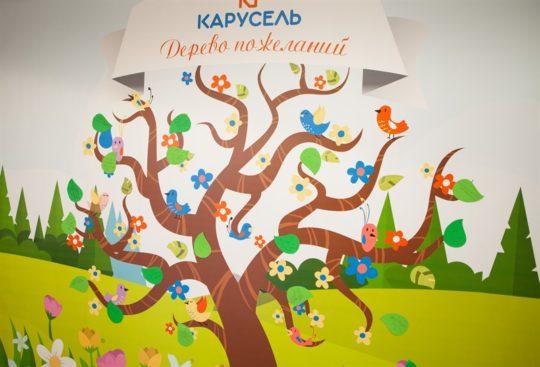 ТЦ «Карусель», г. Бобруйск, «День Рождения-2 года» 711
