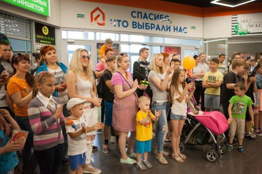 ТЦ «Карусель», г. Бобруйск, «День Рождения-2 года» 915