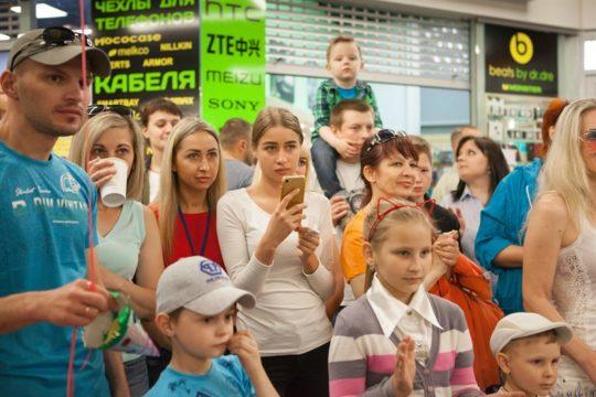 ТЦ «Карусель», г. Бобруйск, «День Рождения-2 года» 922