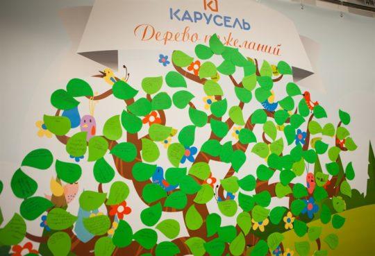 ТЦ «Карусель», г. Бобруйск, «День Рождения-2 года» 969