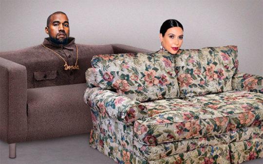 Конкурс мечты: сделай фото в образе мебели и попади на билборд 2