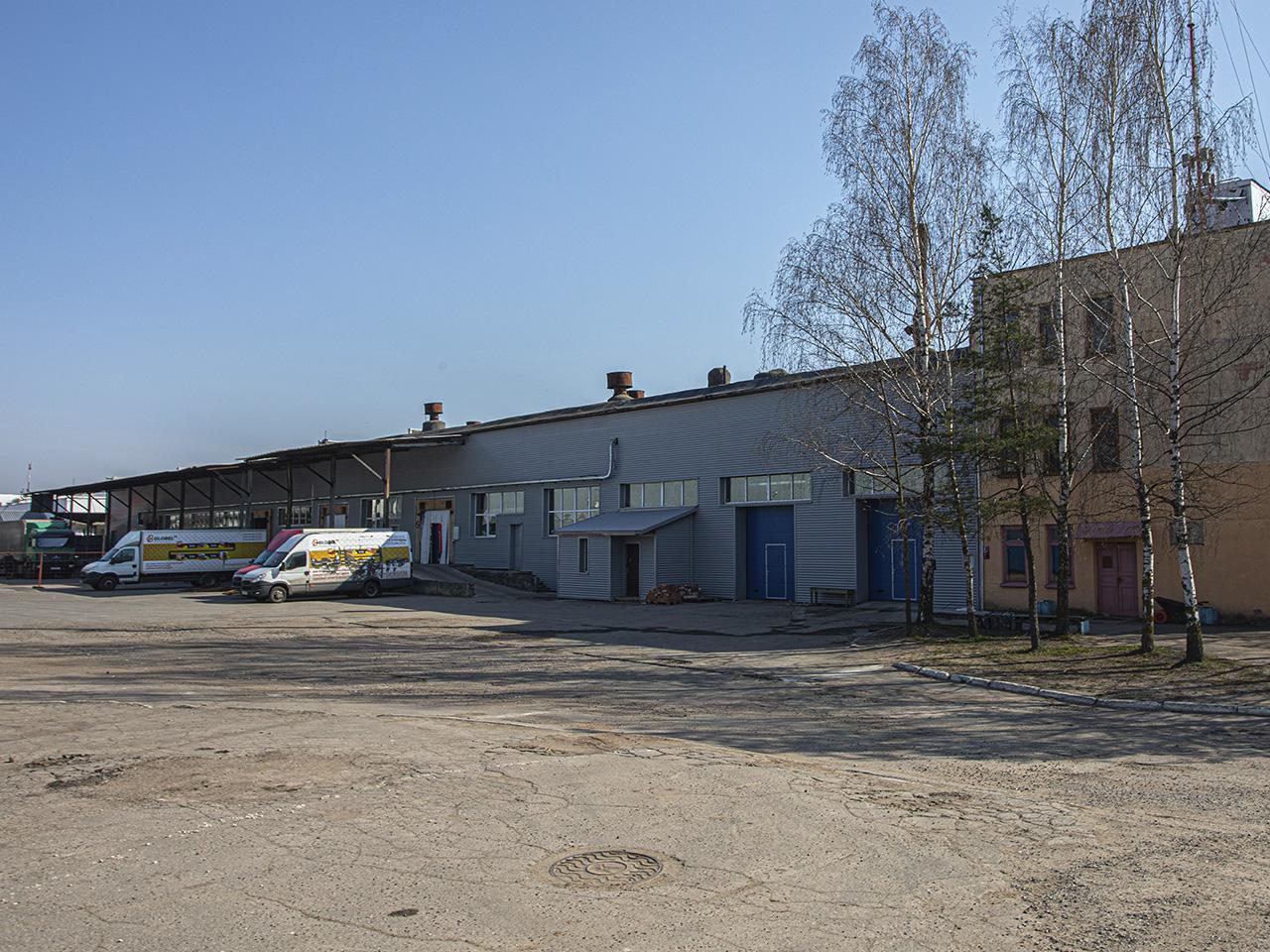 Складской комплекс, Минск, пер.Промышленный 12 3734