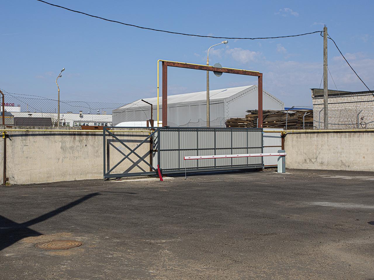 Складской комплекс, Минск, пер.Промышленный 12 3735