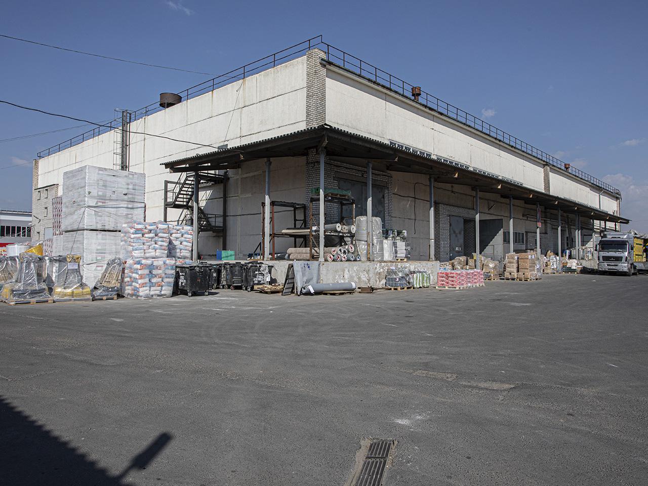 Складской комплекс, Минск, пер.Промышленный 12 3737