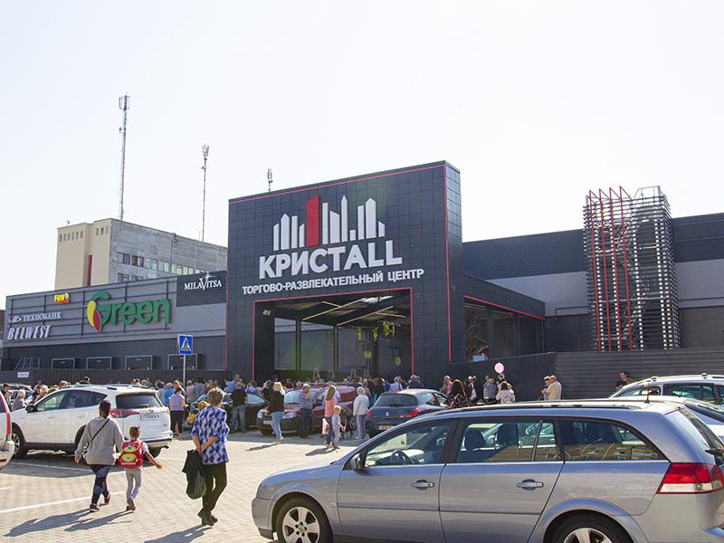ТРЦ «КРИСТАLL», г. Гомель 3954