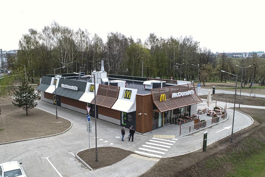 Свершилось! 29 апреля открылся ресторан McDonald's