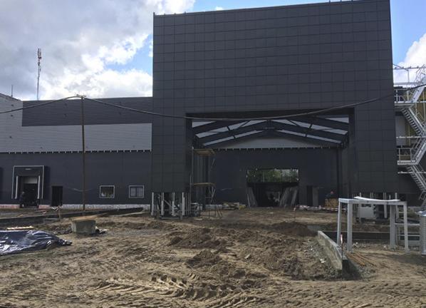 Как будет выглядеть новый торгово-развлекательный центр «КРИСТАLL» в Гомеле