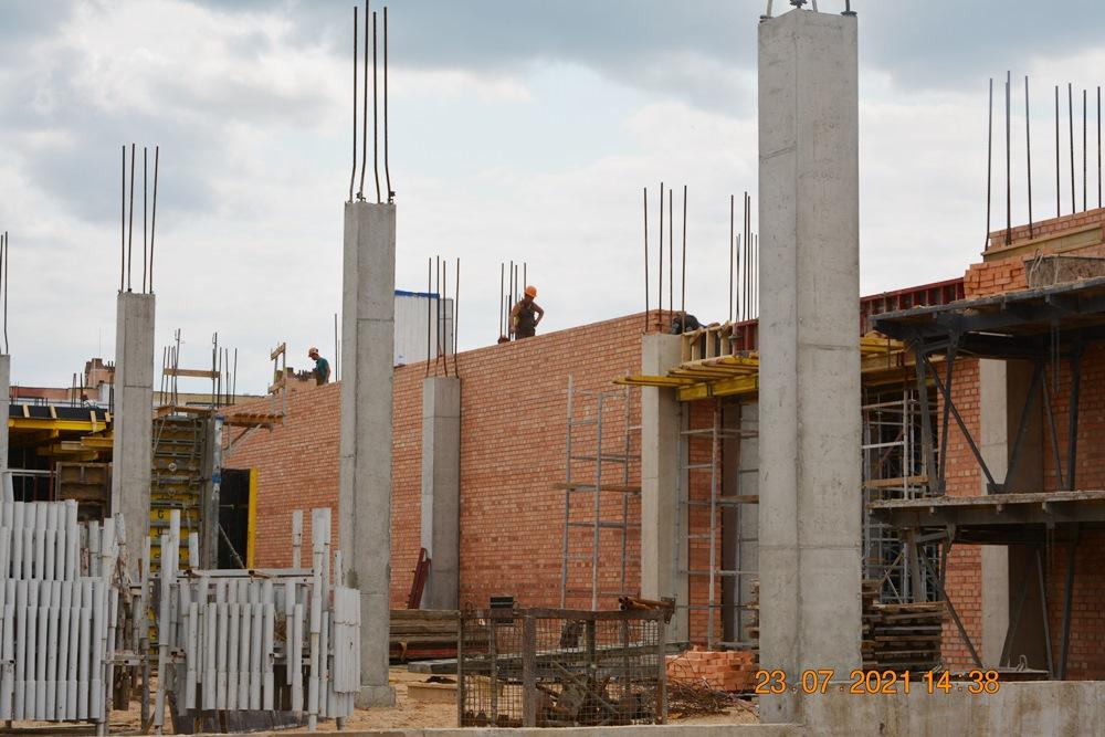 Пресса г. Солигорск о строительстве нового ТРЦ